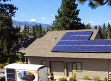 6 KW Enphase Solar Install in Hamilton, MT