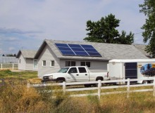 2-KW-Grid-Tied-Solar-System-in-Hamilton-MT