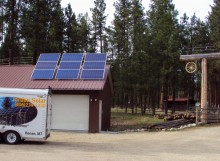Adjustable-Roof-Mount-Solar-Array-in-Corvalis-MT