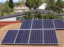 Enphase Inverter Solar System in Hamilton, MT
