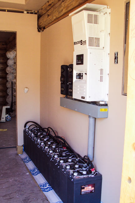 Magnum-Power-Inverter-and-Batteries-for-Off-Grid-System-in-Lincoln-MT ...